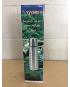 Yanes Insulated Stainless Steel Thermos ~ 1000ml / 1L