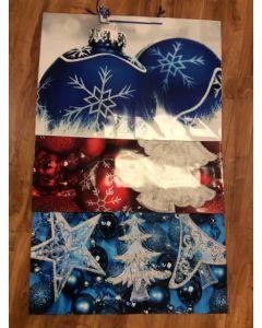 Super Giant Horizontal Christmas Gift Bag
