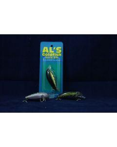 Al's Goldfish Chubby - 1/3oz ~ Baby Bass