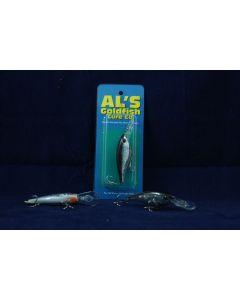 Al's Goldfish Dilly Diver - 1/4oz ~ Shad