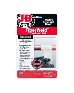 """J-B Weld ~ FiberWeld Pipe Repair Cast Wrap 2"""""""