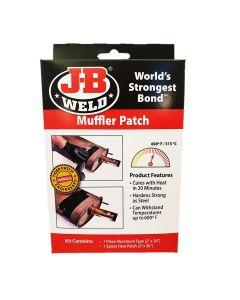J-B Weld ~ Muffler Patch