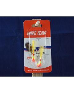 Eagle Claw Shad Darts - 1/16oz ~ Red / Yellow