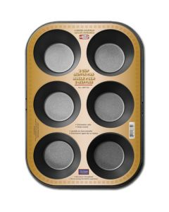 Muffin Pan - Large ~ 6 cups