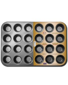 Muffin Pan - Mini ~ 24 cups