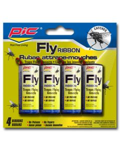 PIC Fly Ribbons ~ 4 per pack