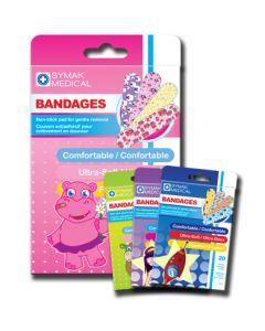 Kid's Bandages ~ 20 per pack