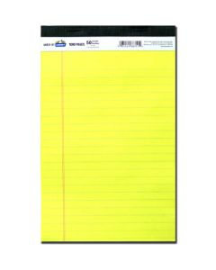 """Legal Pad - 5"""" x 8"""" - 50 sheets ~ SOLD 12 PADS PER SLEEVE"""