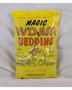 Magic Worm Bedding ~ 24oz / 680gram bag