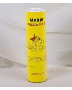 Magic Worm Food ~ 24oz Canister