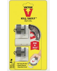Victor Kill-Vault Mouse Trap ~ 2 per pack