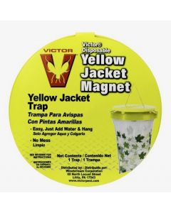 Victor Yellow Jacket Magnet Bag Trap