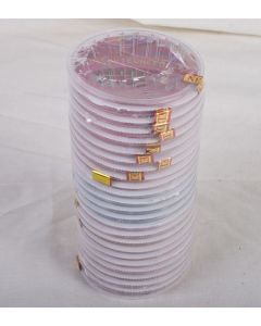 Sewing Needles ~ assorted sizes ~ 24 packs per sleeve