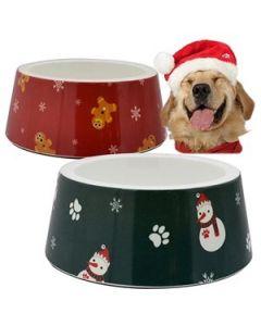 Christmas Pet Bowls ~ 18oz / 550ml