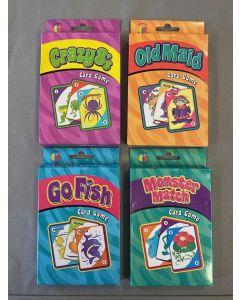 Kid's Jumbo Classic Card Games