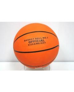 Basketball - Rubber ~ Size 7 {Full size}