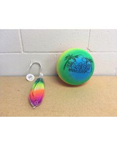 """Beach Volley Play Ball ~ 11"""""""