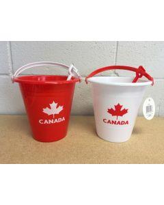 "Canada Beach Bucket w/Shovel ~ 7"""