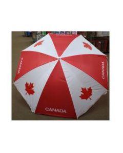 "Canada Beach Umbrella ~ 36"" x 8 ribs"