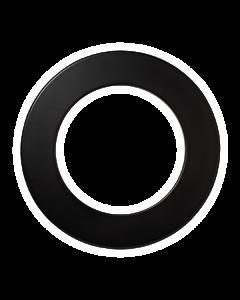 Winmau Plain Dartboard Surround ~ BLACK