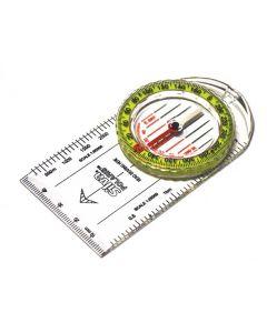 Silva Polaris Metric {Hi-Vis} Clear Compass