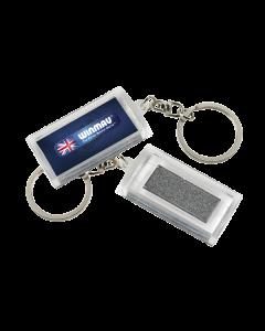 Winmau Key Ring Flat Sharpener