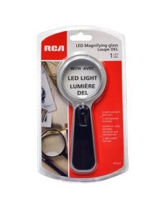RCA Magnifying Glass with LED