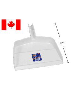 "Royal Plastic Dust Pan ~ 11"""