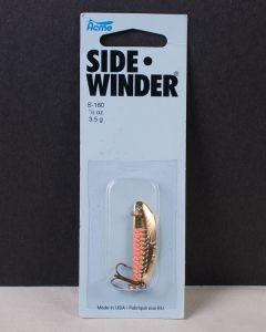 Sidewinder - 1/8oz ~ Gold Fluorescent Stripe