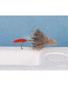 Red-Tail Muddler Streamer