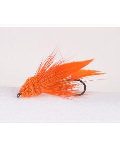 Orange Muddler Streamer