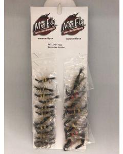 Assorted Bee Salmon Bombers