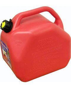 Sceptre Red Gas Can - 20L / 5 Gal ~ 4 per sleeve