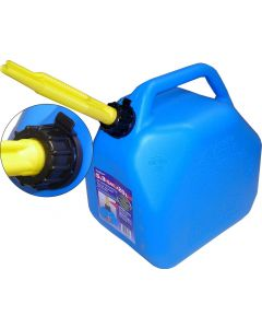 Kerosene Blue Gas Can ~ 20L / 5 Gal