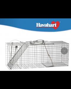 "Havahart 1-Door Easy Set Large Animal Trap ~ 32"" x 10"" x 12"""