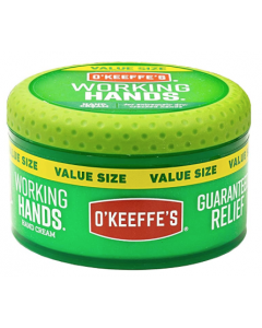 O'Keeffe's Working Hands ~ 6.8oz Jar ~ 8 per counter display
