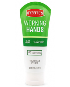 O'Keeffe's Working Hands - 3oz Tube ~ 12 per counter display