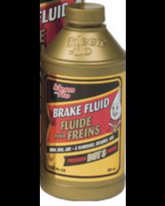 Kleen-Flo Brake Fluid - DOT3 ~ 350ml bottle