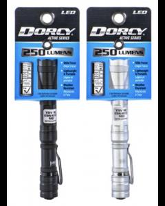 Dorcy LED Slide Focus Flashlight