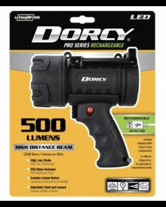 Dorcy LED USB Rechargeable Spotlight