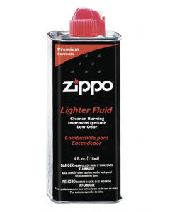 Zippo Premium Lighter Fluid ~ 133ml tin / 4fl. oz