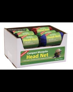 Coghlan's Compact Mosquito Head Net ~ 12/display