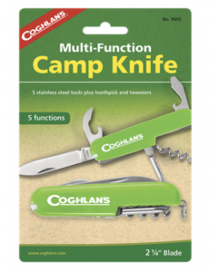 Coghlan's Multi Knife ~ 5 Functions