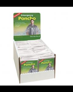 Coghlan's Emergency Poncho ~ Display of 50
