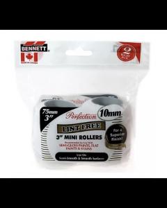 Bennett Perfection Lint Free Roller Refills - 10mm ~ 2 per pack