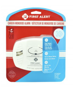 First Alert Carbon Monoxide Alarm ~ Battery Operated