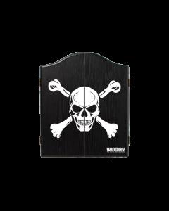 Skull Dartboard Cabinet