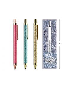 Selectum Fancy Glitter Ball Pen in Gift Box