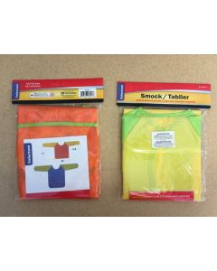 Kid's PVC Smock wtih Sleeves & Pockets