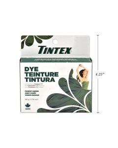 Tintex Fabric Dye - 50gr ~ Forest Green